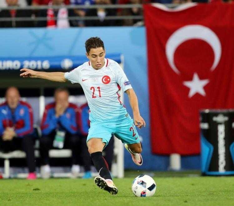 Türkiye-Çek Cumhuriyeti maçı Dünya basınında 25
