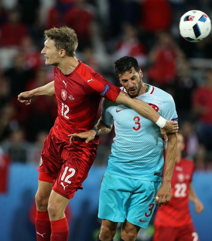 Türkiye-Çek Cumhuriyeti maçı Dünya basınında 26