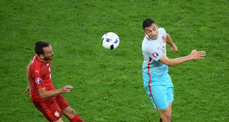 Türkiye-Çek Cumhuriyeti maçı Dünya basınında 28
