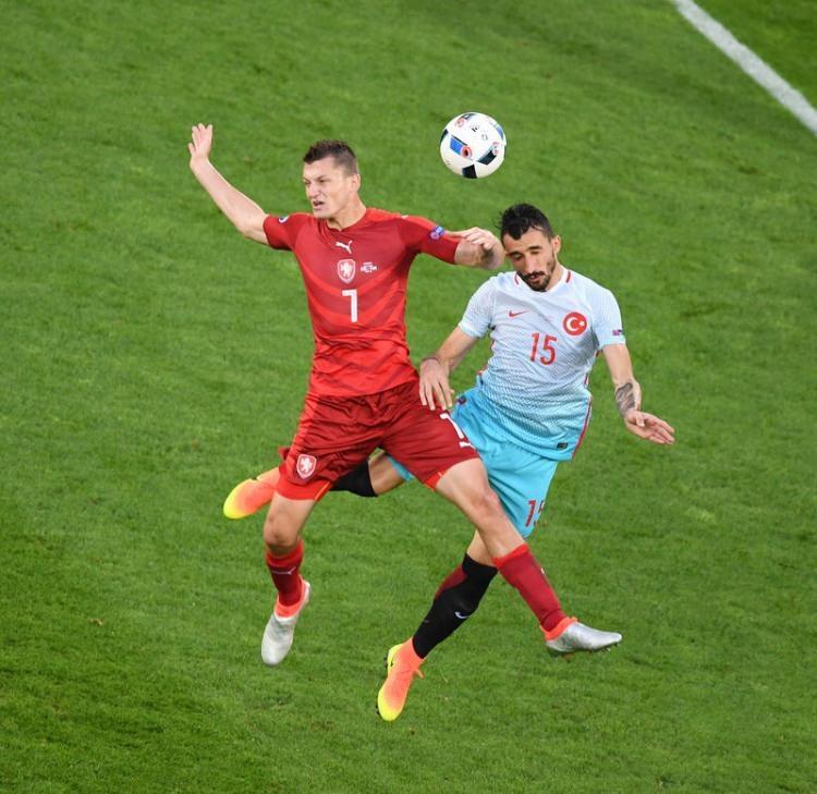 Türkiye-Çek Cumhuriyeti maçı Dünya basınında 3