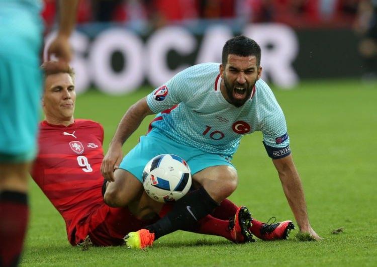 Türkiye-Çek Cumhuriyeti maçı Dünya basınında 30