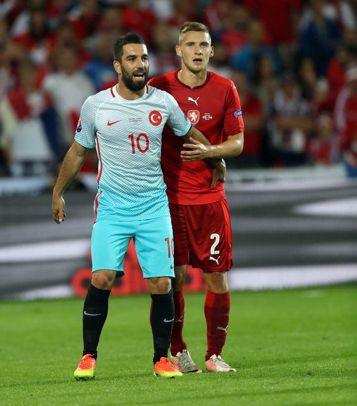 Türkiye-Çek Cumhuriyeti maçı Dünya basınında 31