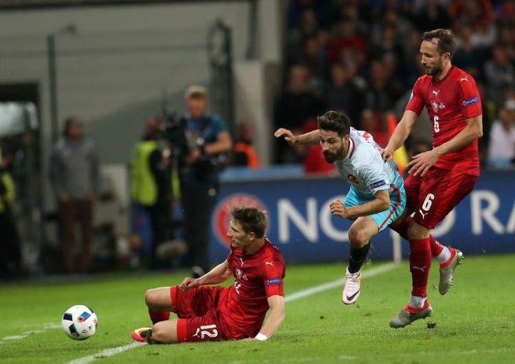 Türkiye-Çek Cumhuriyeti maçı Dünya basınında 32