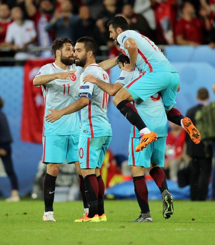 Türkiye-Çek Cumhuriyeti maçı Dünya basınında 34