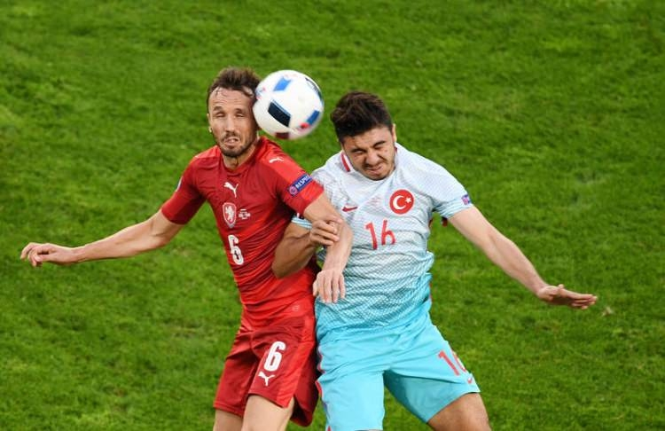 Türkiye-Çek Cumhuriyeti maçı Dünya basınında 36