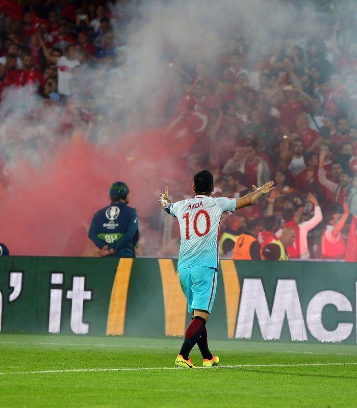 Türkiye-Çek Cumhuriyeti maçı Dünya basınında 37