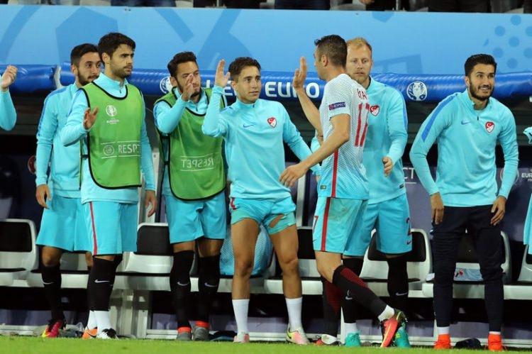 Türkiye-Çek Cumhuriyeti maçı Dünya basınında 38
