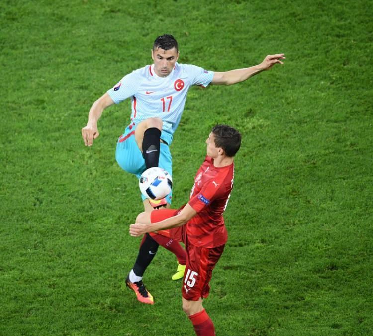 Türkiye-Çek Cumhuriyeti maçı Dünya basınında 39