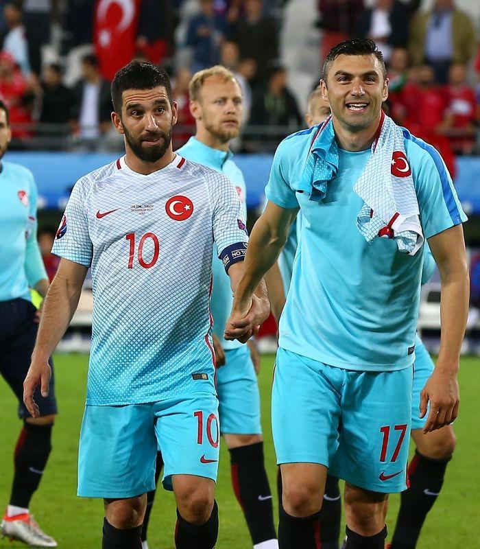 Türkiye-Çek Cumhuriyeti maçı Dünya basınında 4