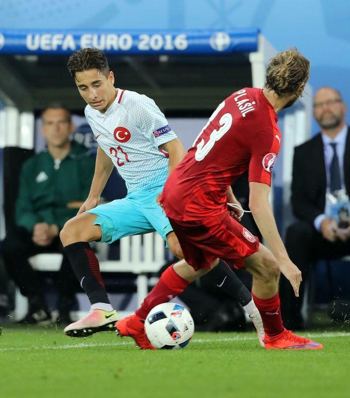 Türkiye-Çek Cumhuriyeti maçı Dünya basınında 42