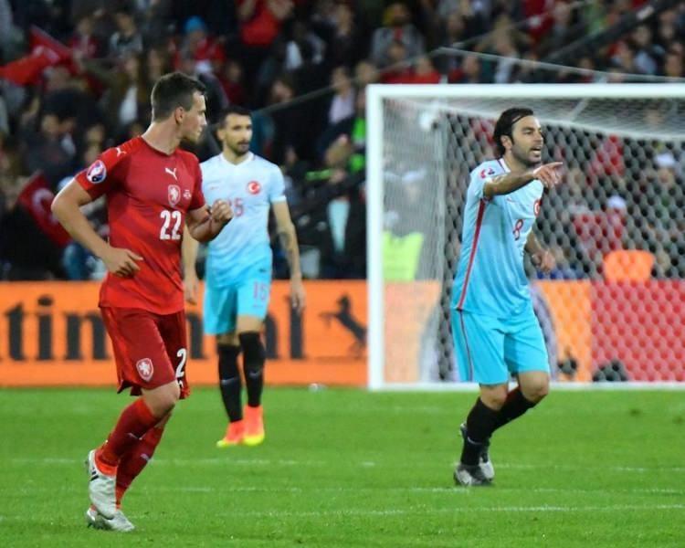 Türkiye-Çek Cumhuriyeti maçı Dünya basınında 44