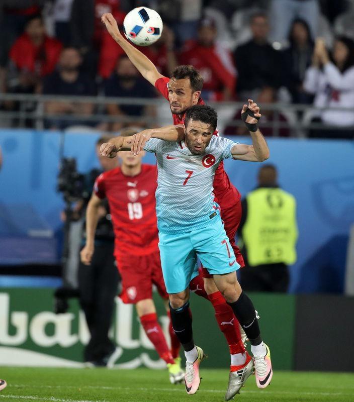 Türkiye-Çek Cumhuriyeti maçı Dünya basınında 45