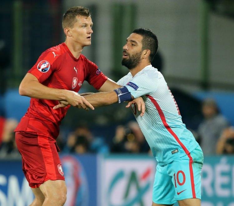 Türkiye-Çek Cumhuriyeti maçı Dünya basınında 46