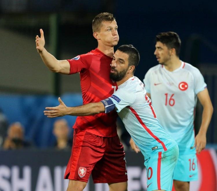 Türkiye-Çek Cumhuriyeti maçı Dünya basınında 48