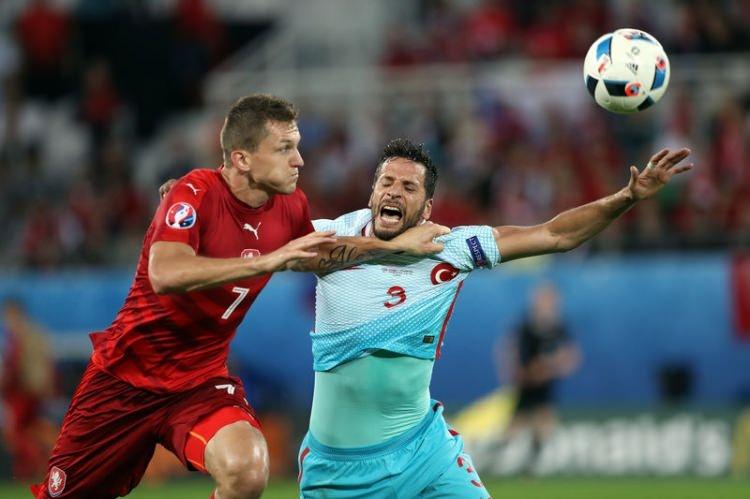 Türkiye-Çek Cumhuriyeti maçı Dünya basınında 5