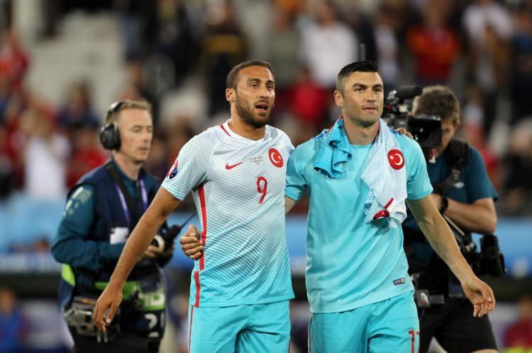 Türkiye-Çek Cumhuriyeti maçı Dünya basınında 50