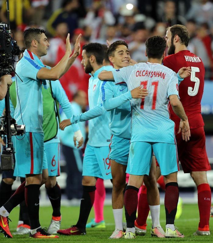 Türkiye-Çek Cumhuriyeti maçı Dünya basınında 51