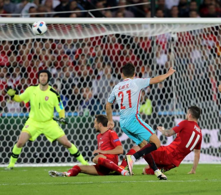 Türkiye-Çek Cumhuriyeti maçı Dünya basınında 52
