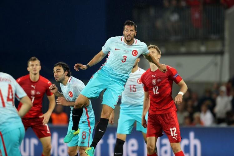 Türkiye-Çek Cumhuriyeti maçı Dünya basınında 54