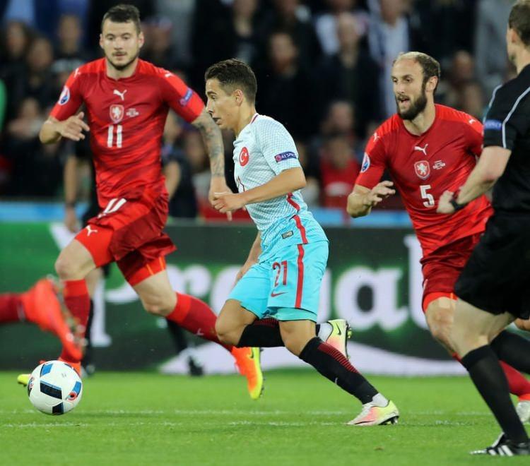 Türkiye-Çek Cumhuriyeti maçı Dünya basınında 6