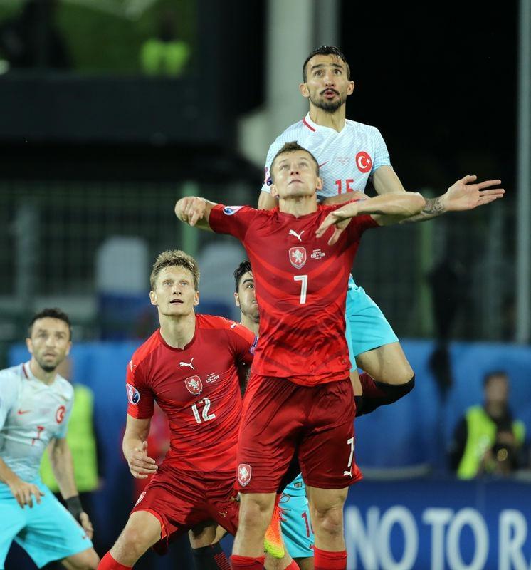 Türkiye-Çek Cumhuriyeti maçı Dünya basınında 7