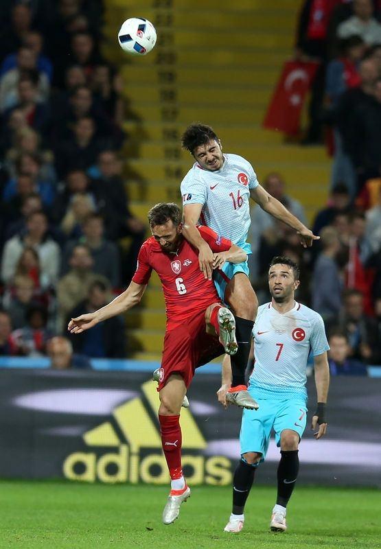 Türkiye-Çek Cumhuriyeti maçı Dünya basınında 8