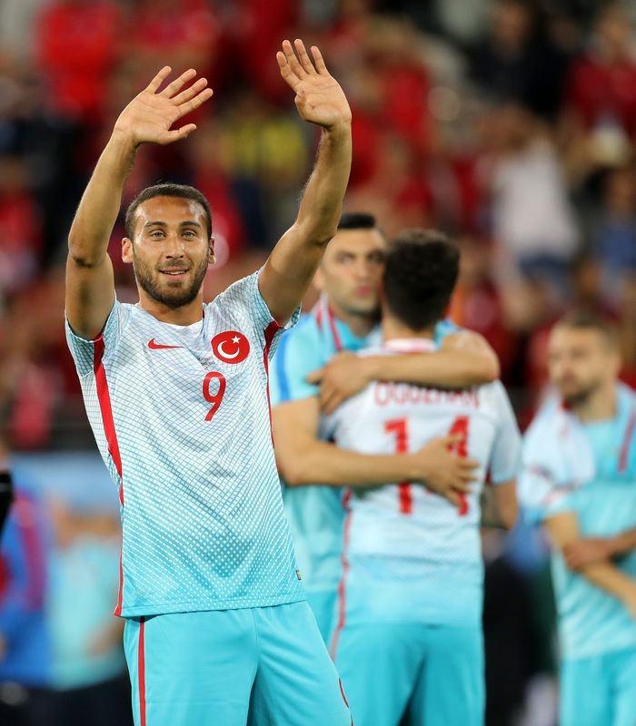 Türkiye-Çek Cumhuriyeti maçı Dünya basınında 9