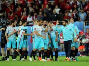 Türkiye-Çek Cumhuriyeti maçı Dünya basınında
