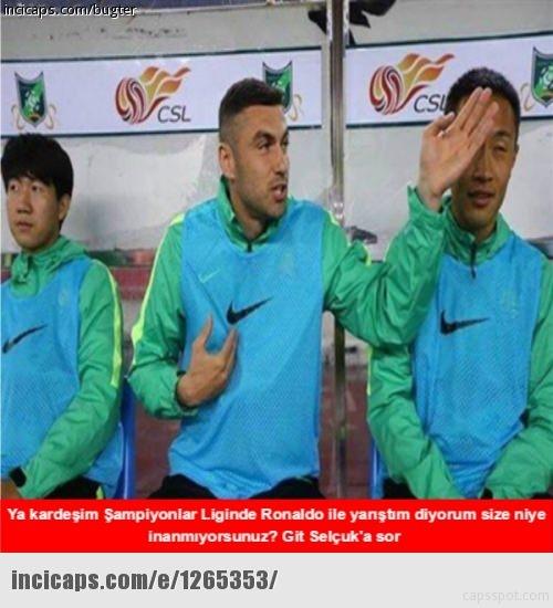 Tarihi maç sonrası capsler sosyal medyayı salladı 9