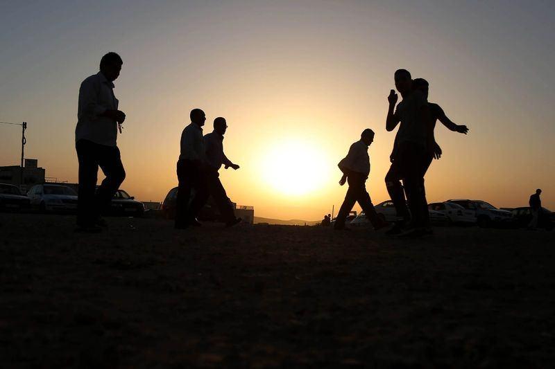 Kalendiye'den Mescid-i Aksa'ya geçişler 16