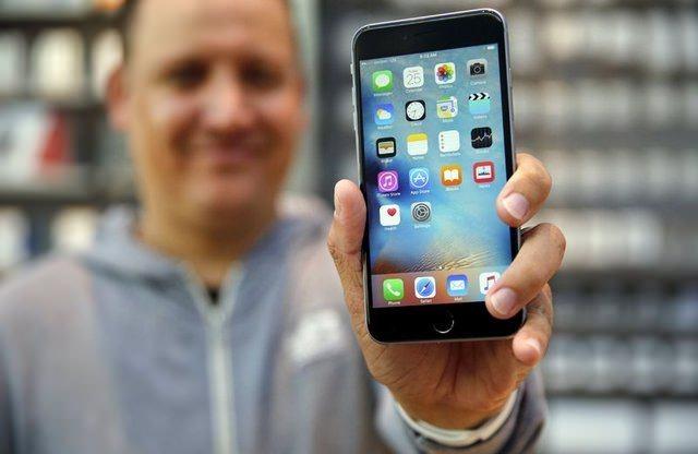 Bin 700 TL'ye iPhone 6! 24