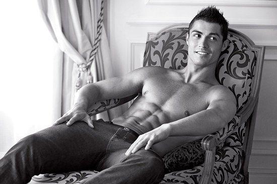 Cristiano Ronaldo'nun inanılmaz değişimi 13