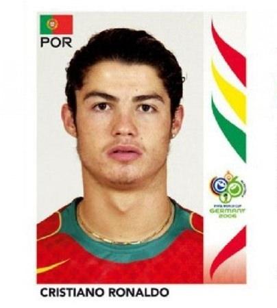Cristiano Ronaldo'nun inanılmaz değişimi 3