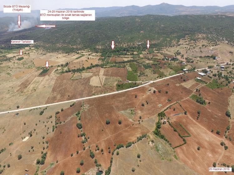 PKK'dan hain talimat: Hepsini yakın 17