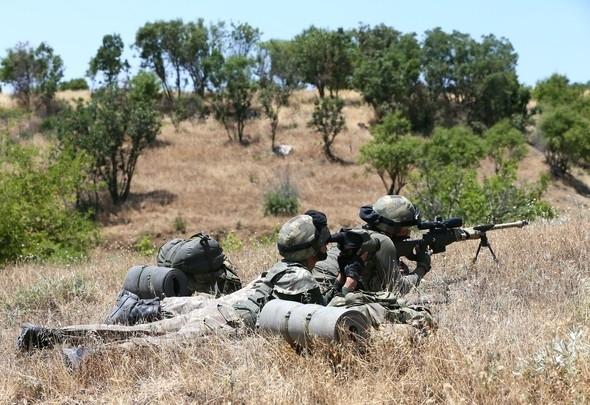 24 taburla dev operasyon görüntülendi! 7