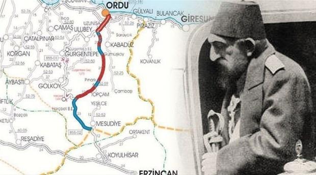 Sultan II. Abdülhamid'in hayaliydi! İki bölge birleşiyor 2