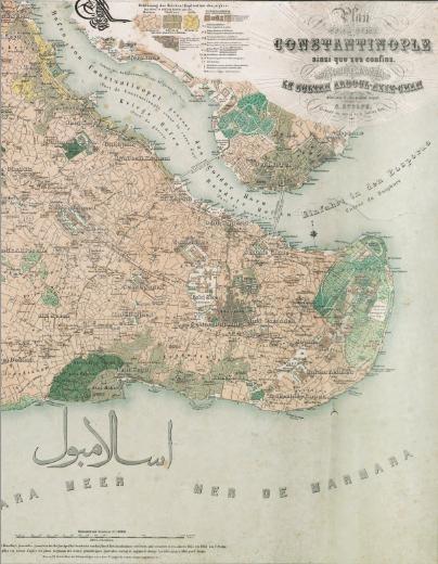 Sultan II. Abdülhamid'in hayaliydi! İki bölge birleşiyor 28