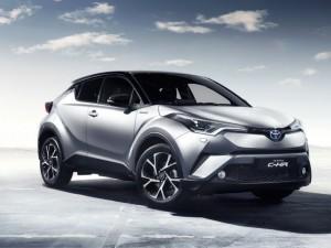 Toyota C-HR'nin iç mekanı ortaya çıktı