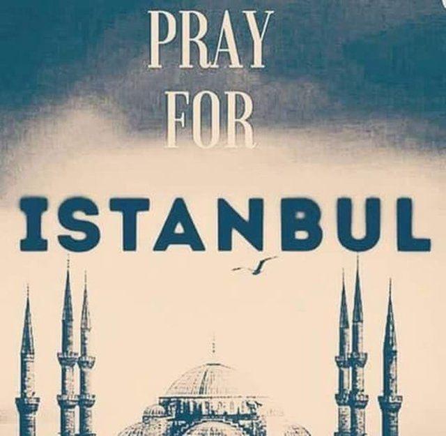 Dünya Türkiye için dua ediyor! 10