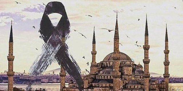 Dünya Türkiye için dua ediyor! 11