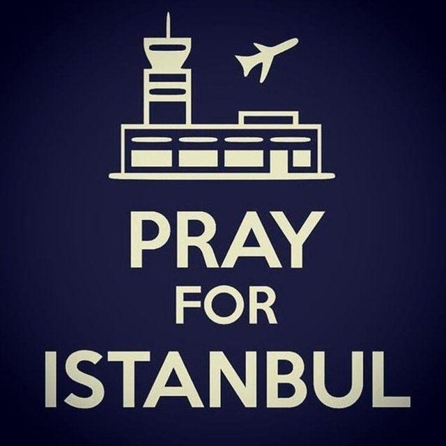 Dünya Türkiye için dua ediyor! 12