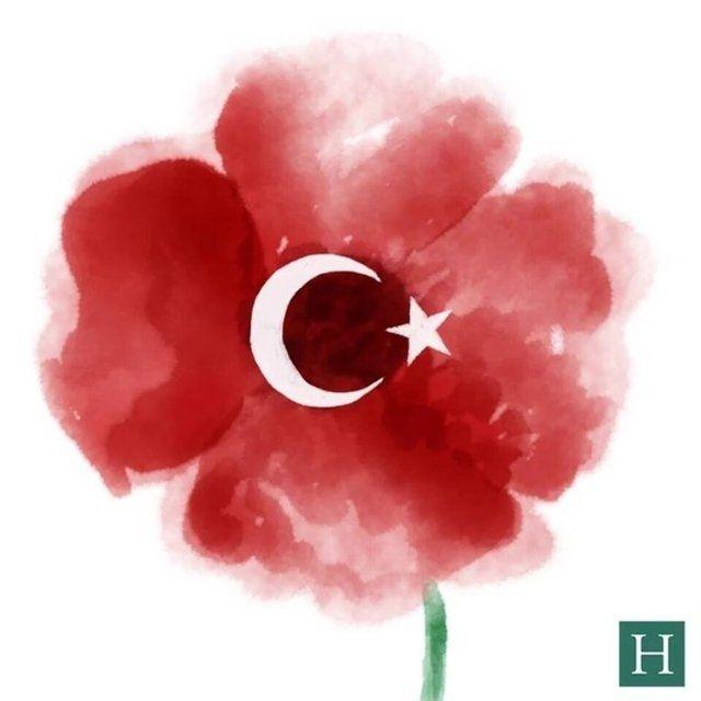 Dünya Türkiye için dua ediyor! 13