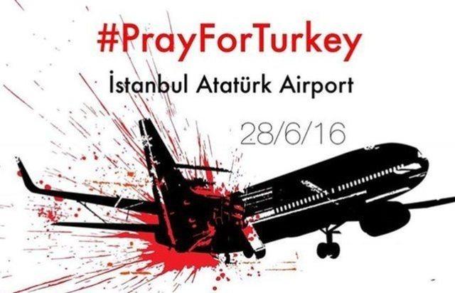 Dünya Türkiye için dua ediyor! 19