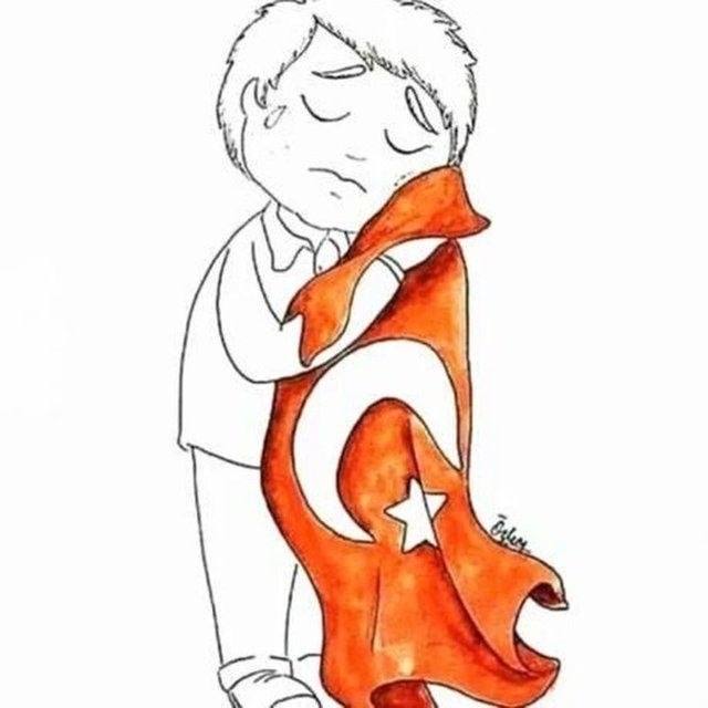 Dünya Türkiye için dua ediyor! 21