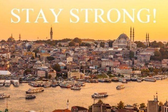 Dünya Türkiye için dua ediyor! 6
