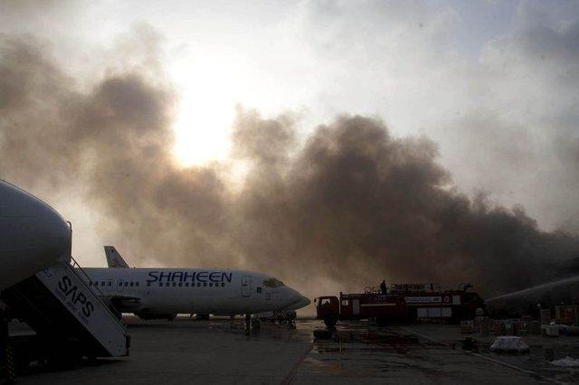İşte en kanlı havalimanı saldırıları 18