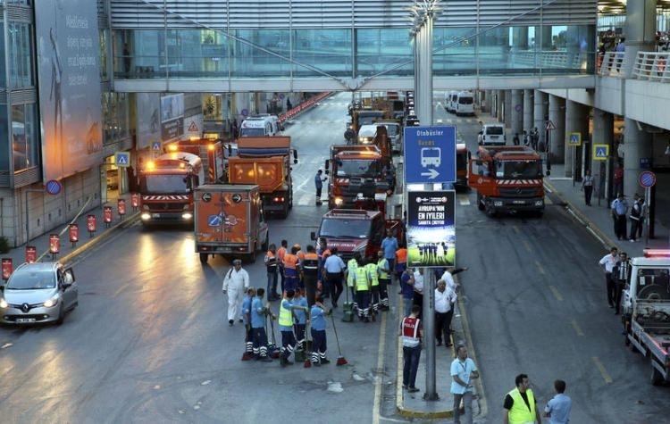 Hain saldırıda hayatını kaybedenlerin isimleri 30