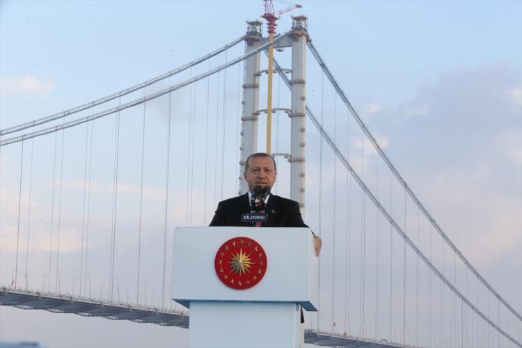 Osmangazi Köprüsü açıldı! Muhteşem kareler 20