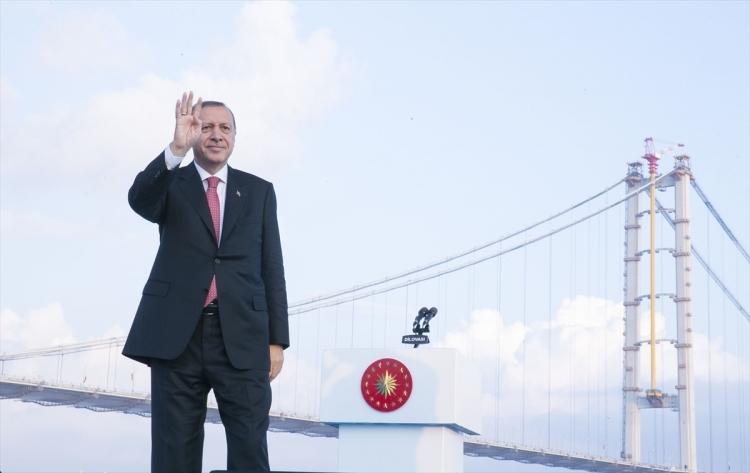 Osmangazi Köprüsü açıldı! Muhteşem kareler 24