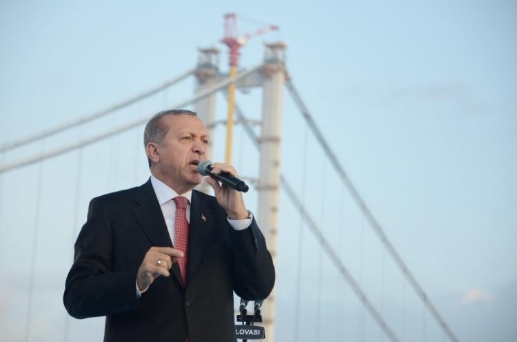 Osmangazi Köprüsü açıldı! Muhteşem kareler 28